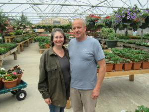 Wendy & Bruce Reinemann, Owners Guini Ridge Farm